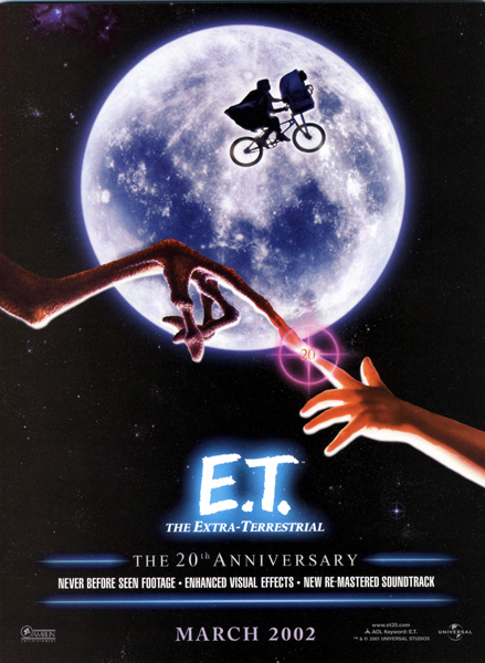 E.T.: The Extra-Terrestrial (20th Anniversary Edition)